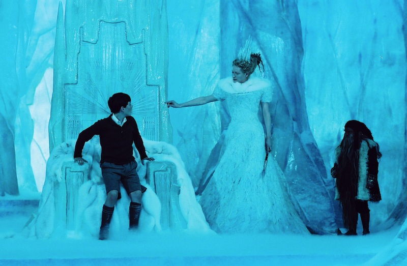 Narnia White Witch palace snow planet