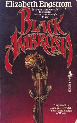 Elizabeth Engstrom Black Ambrosia