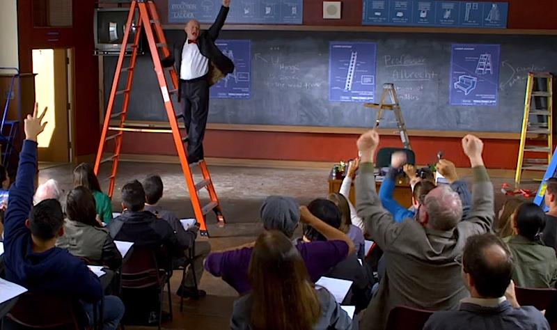 Community: Ladders