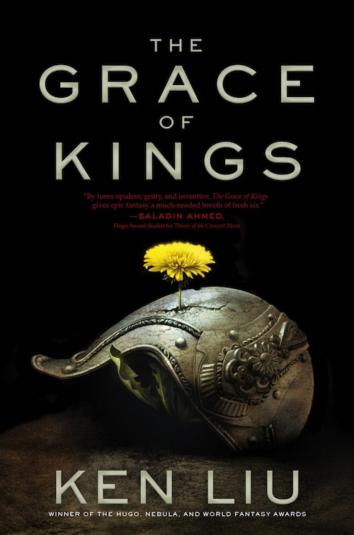 The Grace of Kings excerpt Ken Liu