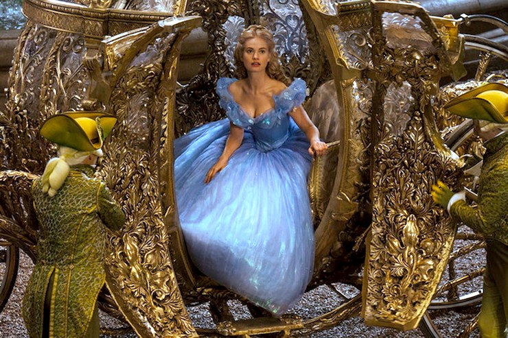 Disney Cinderella movie review