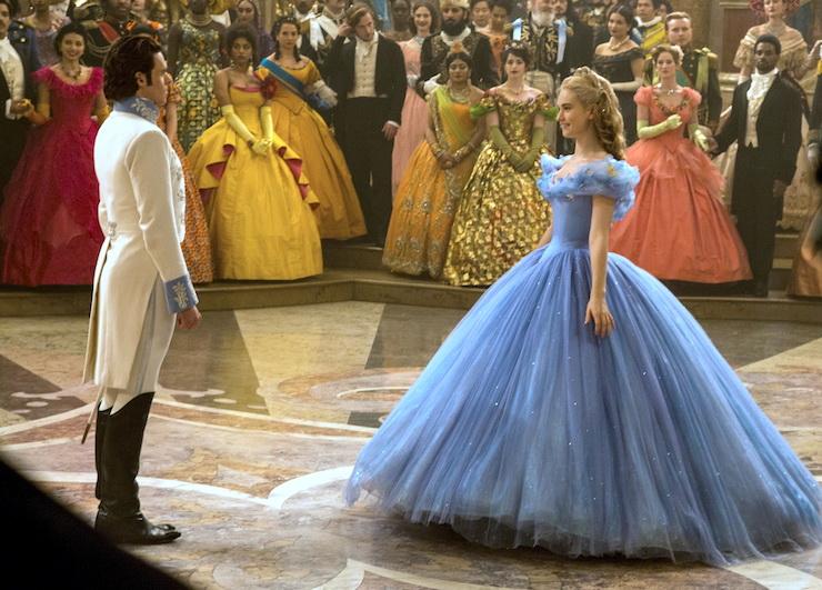 Disney Cinderella movie review