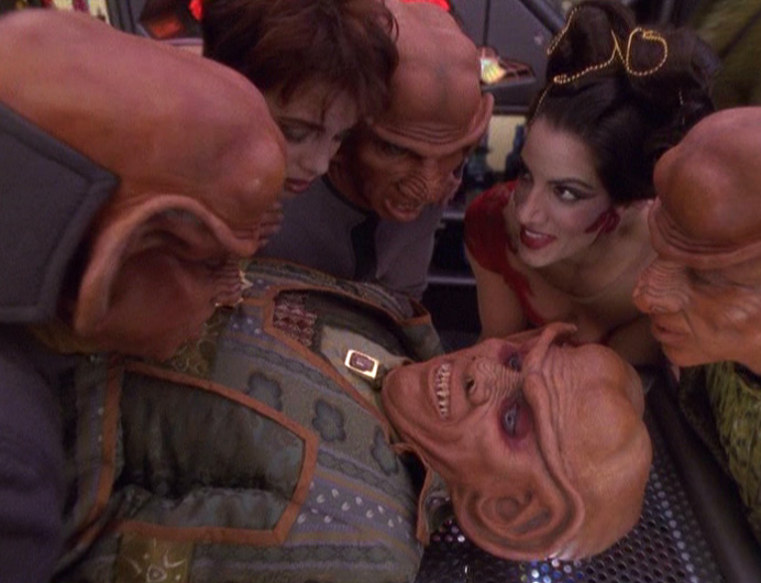 Star Trek Deep Space Nine Rewatch The Dogs of War