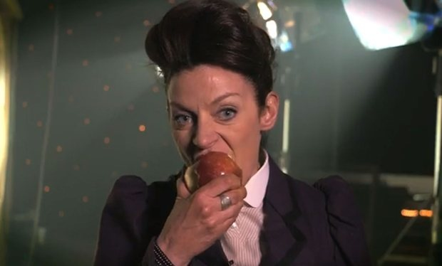 Missy The Master Michelle Gomez Doctor Who season 9