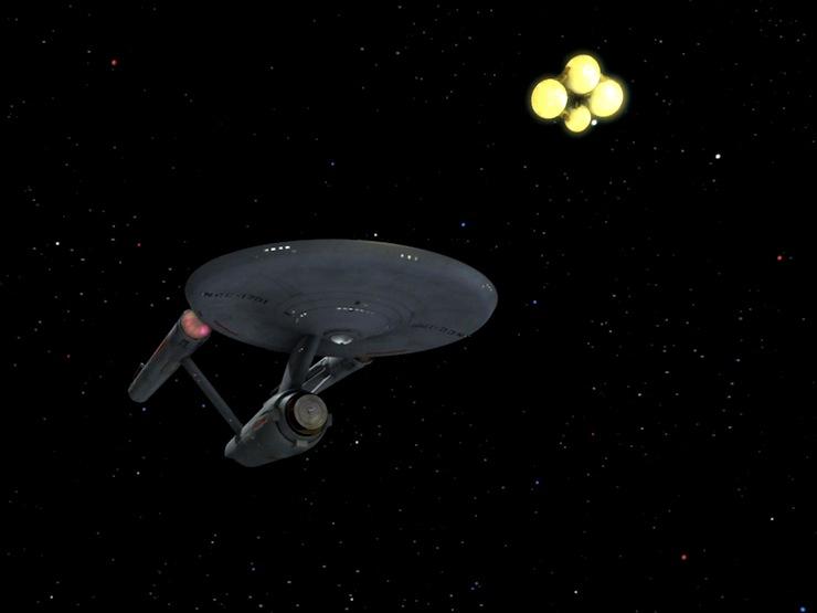 Star Trek: The Corbomite Maneuver