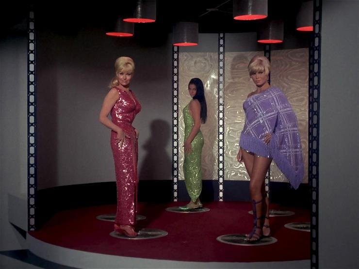 Star Trek, Mudd's Women