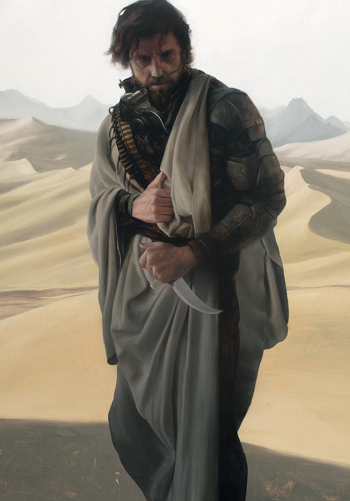 Sam Weber Dune