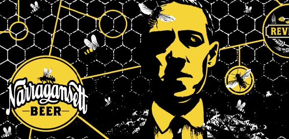 Lovecraft Honey Ale