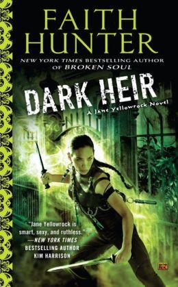 Dark Heir Faith Hunter