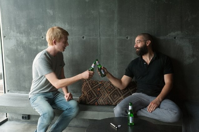 Ex Machina movie review Domhnall Gleeson Oscar Isaac Alicia Vikander Alex Garland