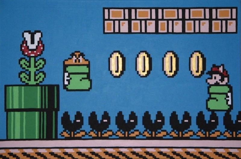 Mario 3 Kuribo Shoe