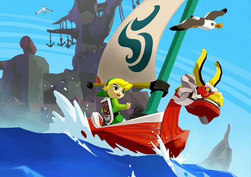 Zelda Windwaker