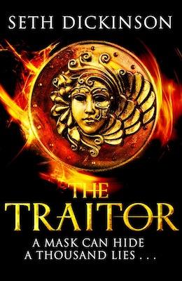 The Traitor Baru Cormorant Seth Dickinson UK cover