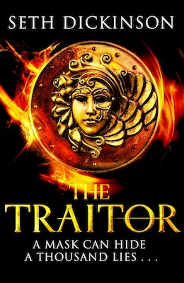 The Traitor Baru Cormorant Seth Dickinson UK cover