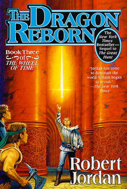 Dragon Reborn Robert Jordan Wheel of Time
