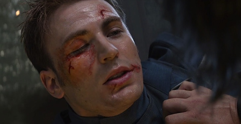 Steve Rogers, Captain America: The Winter Soldier