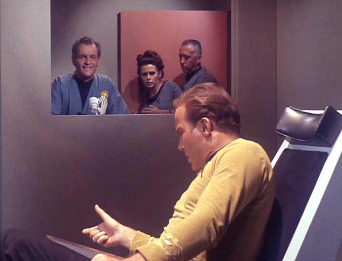 Star Trek TOS Dagger of the Mind