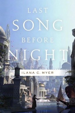 Last Song Before Night book cover