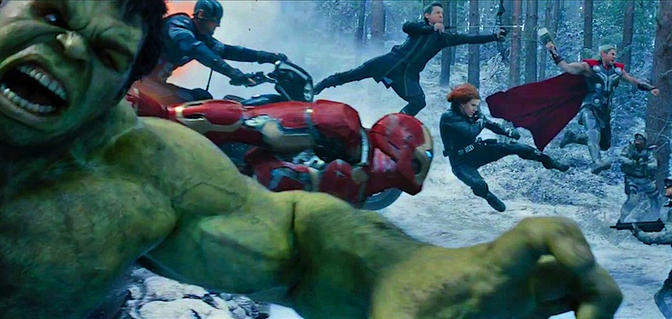 MCU, Avengers Age of Ultron