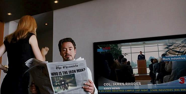 MCU, Iron Man