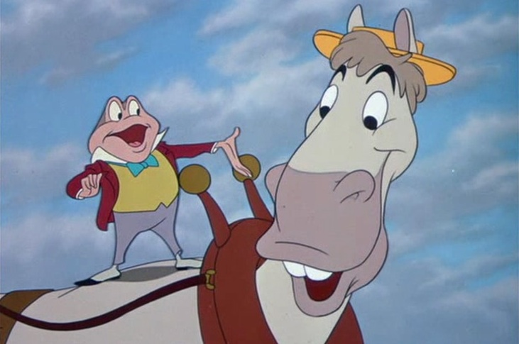 Disney's Post-War Constraints: The Adventures of Ichabod and Mr