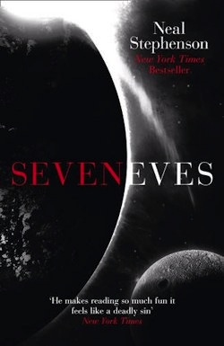 Seveneves UK cover