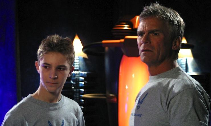 Stargate: SG-1, season 7, Jack O'Neill