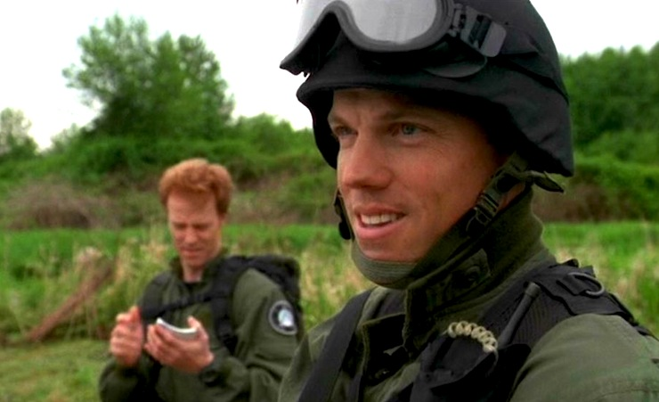 Stargate: SG-1, season 7, SG-13