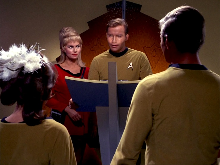Star Trek, Balance of Terror
