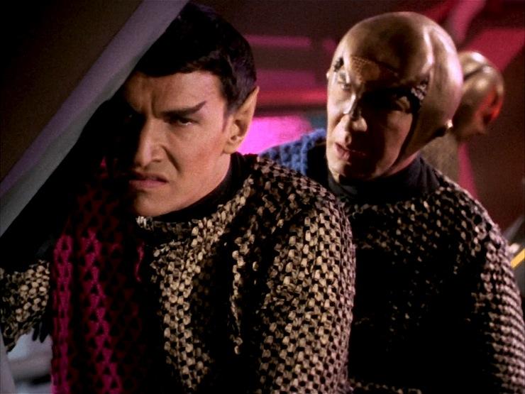 Star Trek, Balance of Terror