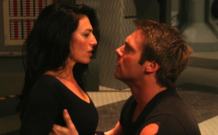 Stargate SG-1, season 8, Prometheus Unbound