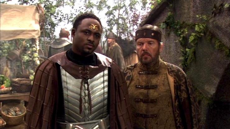 Stargate SG-1, season 8, Good to Be A King