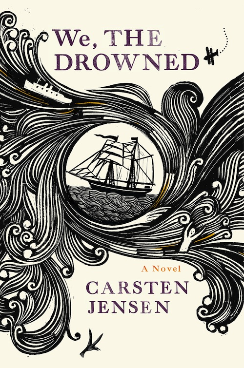 We the Drowned by Carsten Jensen book cover