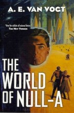 The World of Null-A Cover
