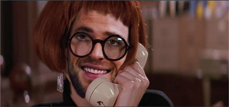 Chris Hemsworth Ghostbusters receptionist