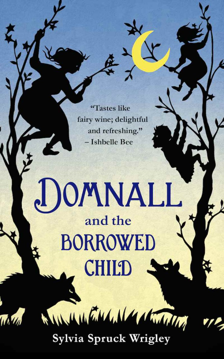 Domnall and the Borrowed Child cover reveal