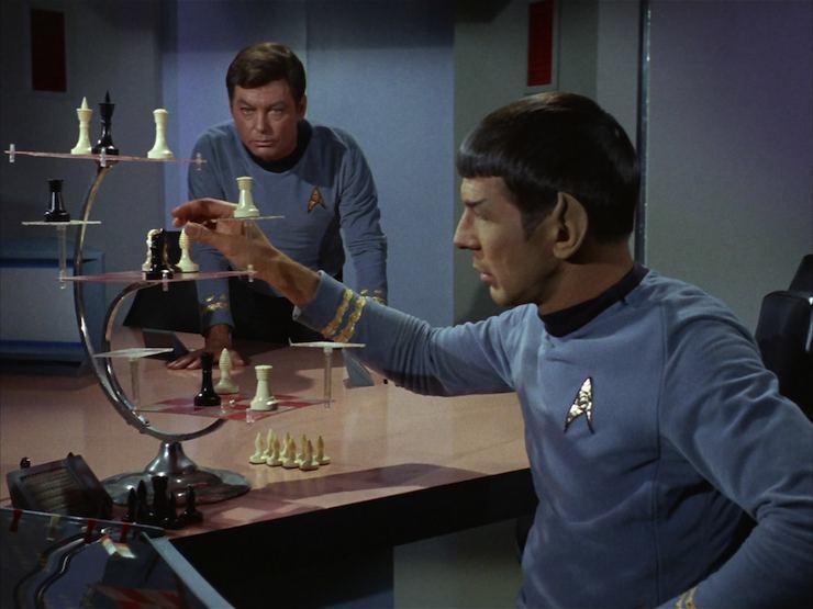 Star Trek the Original Series, Court Martial, season one