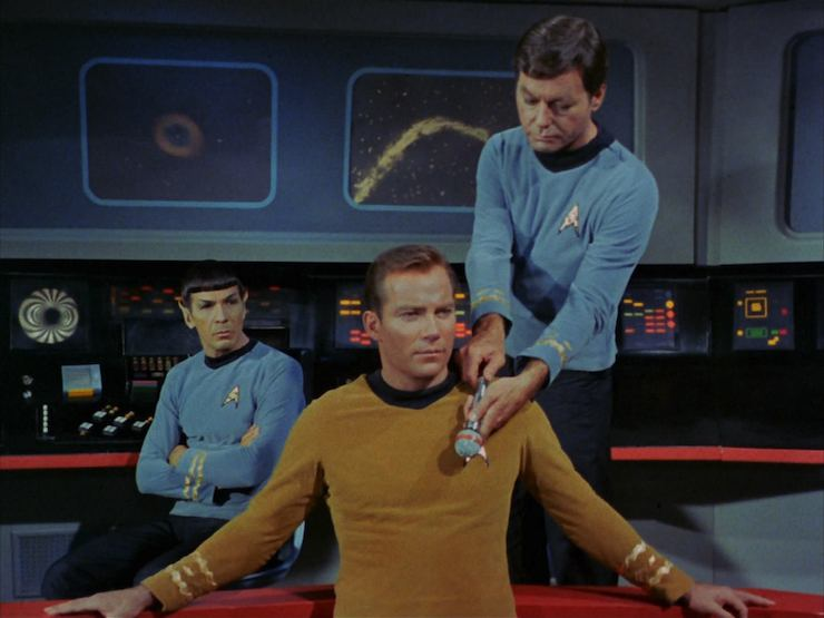 Star Trek the Original Series, Court Martial, season one
