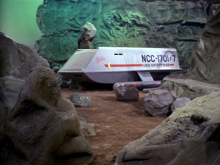 Star Trek, The Galileo Seven