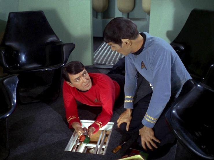Redshirt Your Kids Study Adds Fuel To >> Star Trek The Original Series Rewatch The Galileo Seven