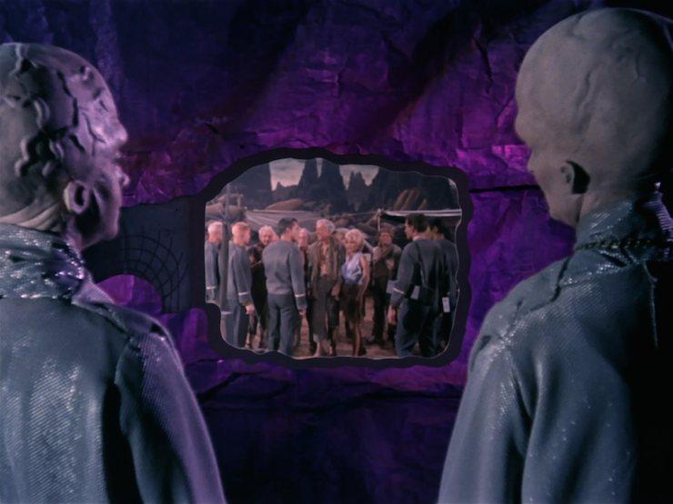 Star Trek original series, The Menagerie, Part I