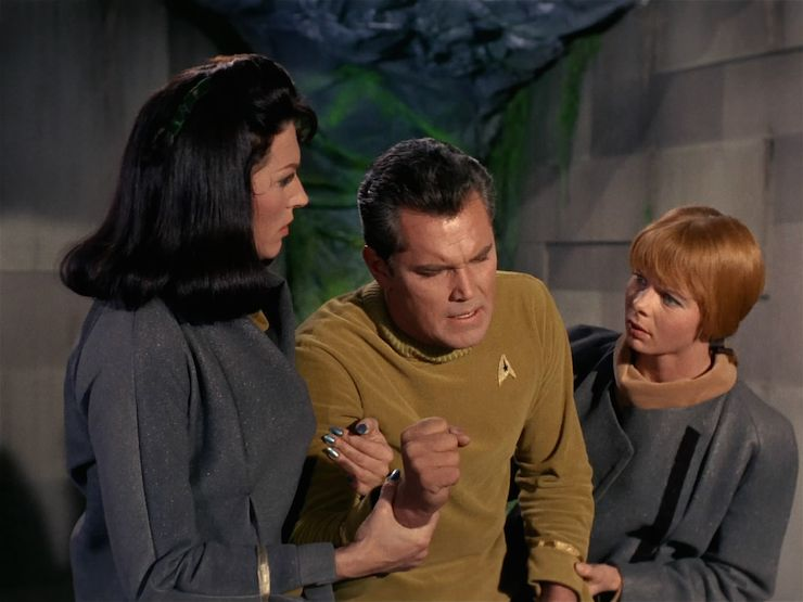 Star Trek original series, The Menagerie, Part 2
