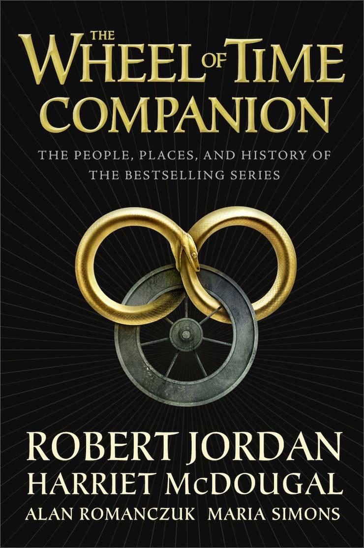 The Wheel of Time Companion Robert Jordan
