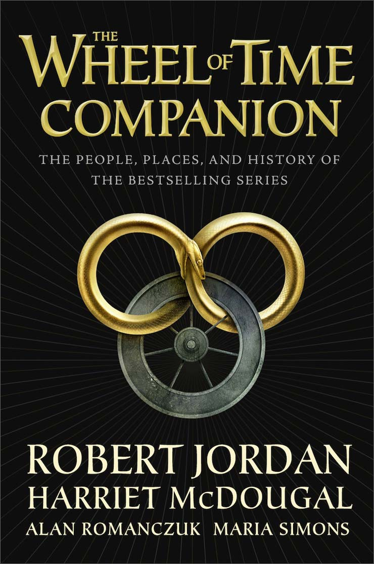 The Wheel of Time Companion Robert Jordan