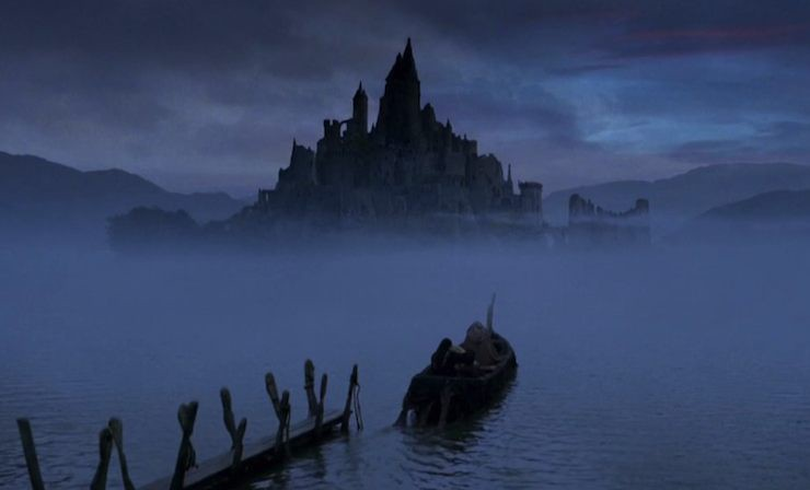 Isle of the Blessed from BBC's Merlin