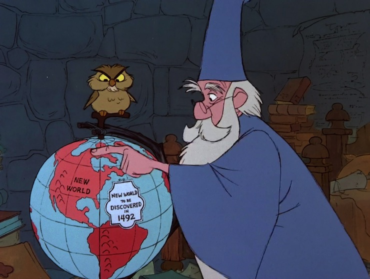 In Need of a Villain: Disney's The Sword in the Stone   Tor com
