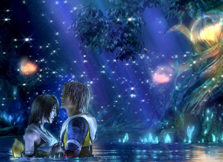 Final Fantasy X pyreflies