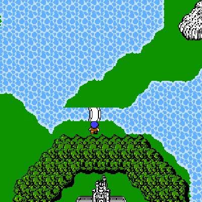 Final Fantasy 1 bridge