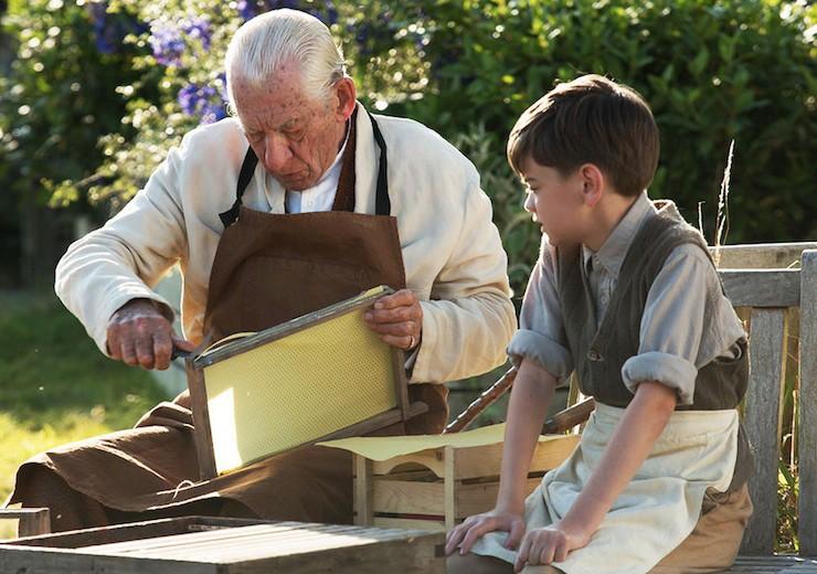 Resultado de imagen para Mr Holmes beekeeper