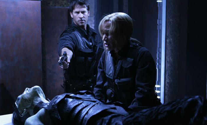 Stargate Atlantis, season 3